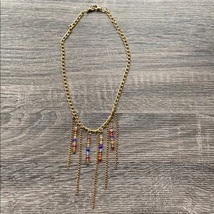 💕Gold Bead Necklace💕
